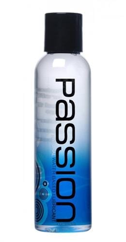 passion natural water based lubricant 4 oz