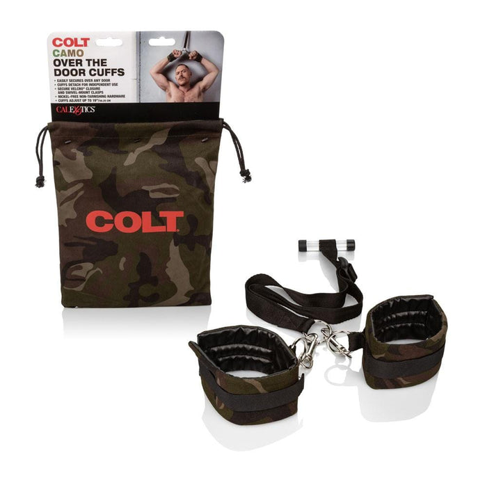 colt camo over the door cuffs 1