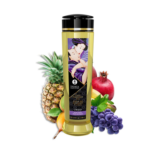 massage oils libido 8 fl oz
