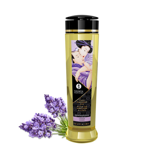 massage oils sensation 8 fl oz