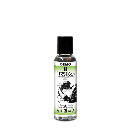 toko aroma personal lubricant pear exotic green tea 2 fl oz cheap sex toys