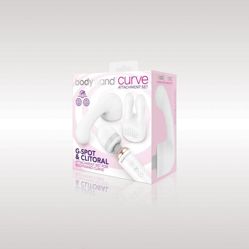 bodywand curve accessory white