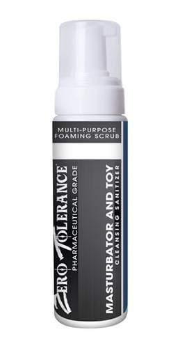 foaming masturbator cleanser and sanitizer 8 oz