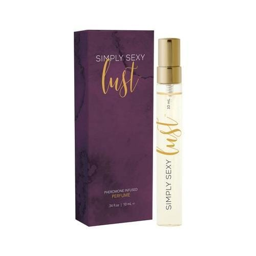 simply sexy lust pheromone infused perfume 34 oz