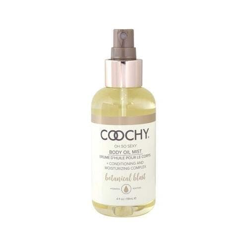 coochy body oil mist 4 oz