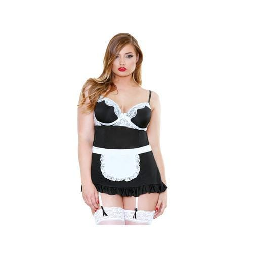 night service maid costume 3x 4x black and white cheap sex toys