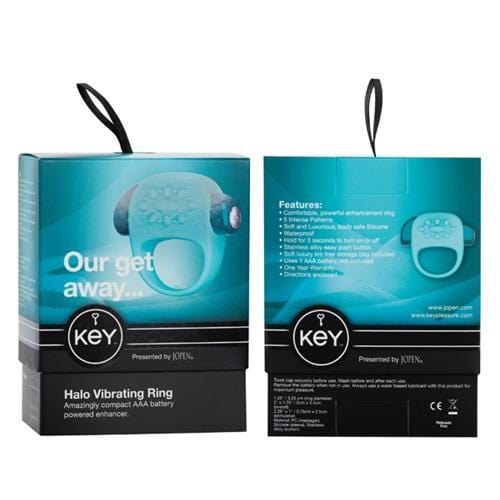 key halo robins egg blue