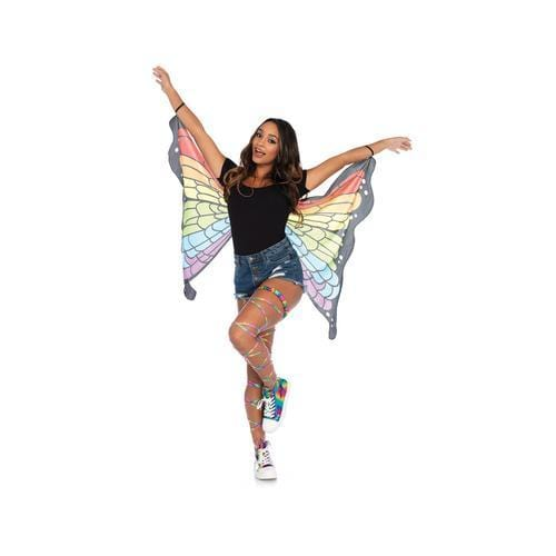 25% OFF | 2021 Best Deals |  rainbow butterfly wings one size