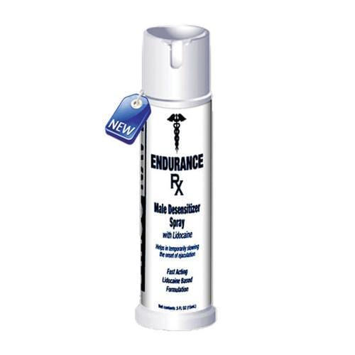 swiss navy endurance rx male desensitizer spray 5 oz