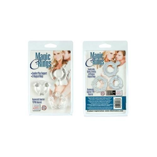 magic c rings clear cheap sex toys