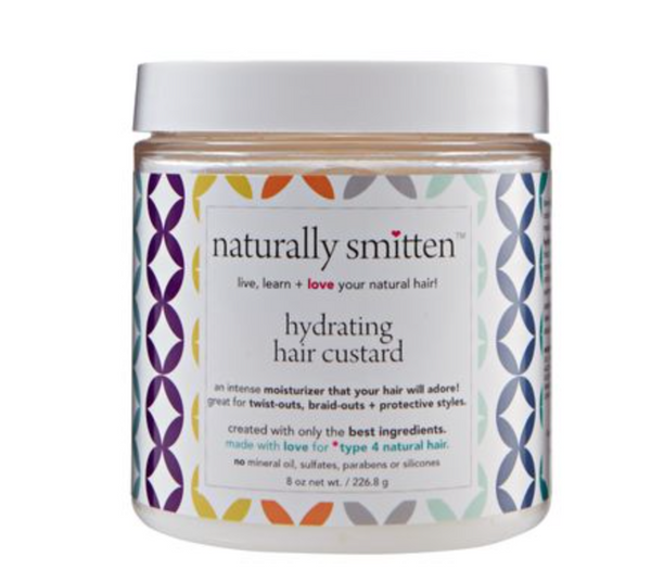 Hydrating Hair Custard