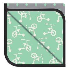 Babyfilt, Trehjuling|Baby Blanket, Tricycle