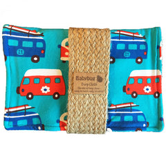 Burp Cloth, Bussar|Burp Cloth, Busses