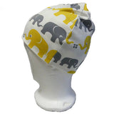 Barnmössa, Elefanter|Kid´s Beanie Hat, Elephants
