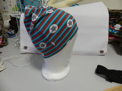 Barnmössa, Randig|Kid´s Beanie/Hat, Striped
