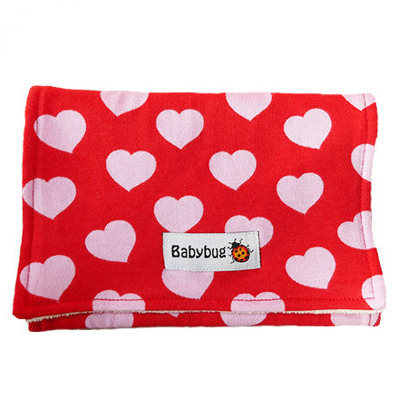 Burp Cloth, Hjärtligt|Burp Cloth, Heartfelt