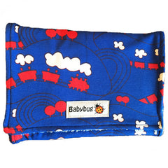 Burp Cloth, Tuff Tuff Tåg|Brup Cloth, Choo Choo Train