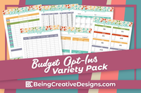Budget Opt-in Variety Pack Retro
