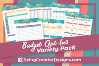 Budget Opt-in Variety Pack Vintage