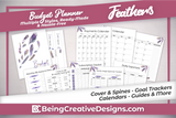 Budget Planner - Feathers