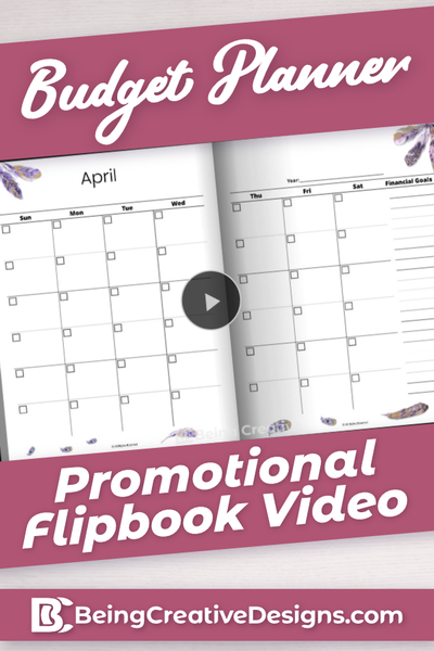 Budget Planner Promotional Video - Feathers