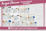 Budget Planner & Promotional Resources - Retro