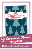 My Christmas Planner Template