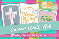 Easter Wall Art