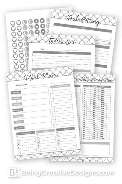 Lifestyle Opt-In Variety Pack - Black and White