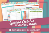 Lifestyle Opt-in Variety Pack - Vintage