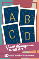 Space Monograms