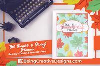 The Thanks and Giving Planner