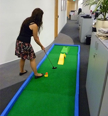 Miniature Golf Courses For Corporate Events