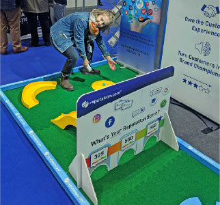 Golf Course Personalisation and Branding