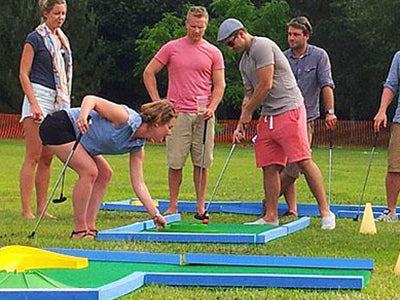 fun outdoor games for pubs and hotels