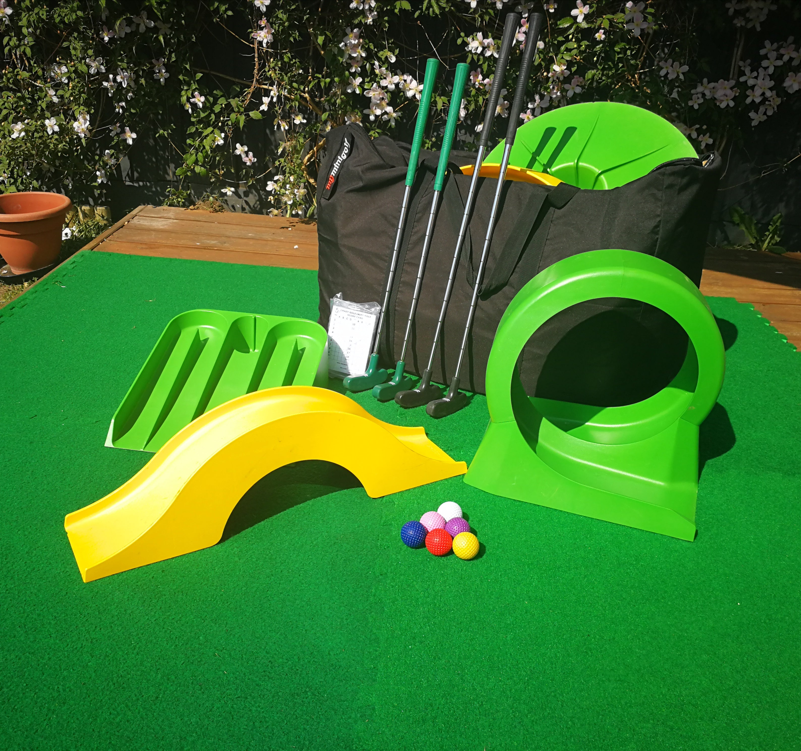 My MiniGolf Set - Large