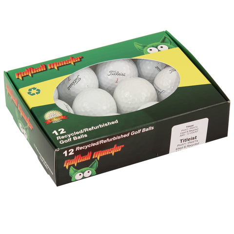 Pro V1 Pearl/Grade A Lake Balls dozen - Event Stuff Ltd Owns Putterfingers.com!