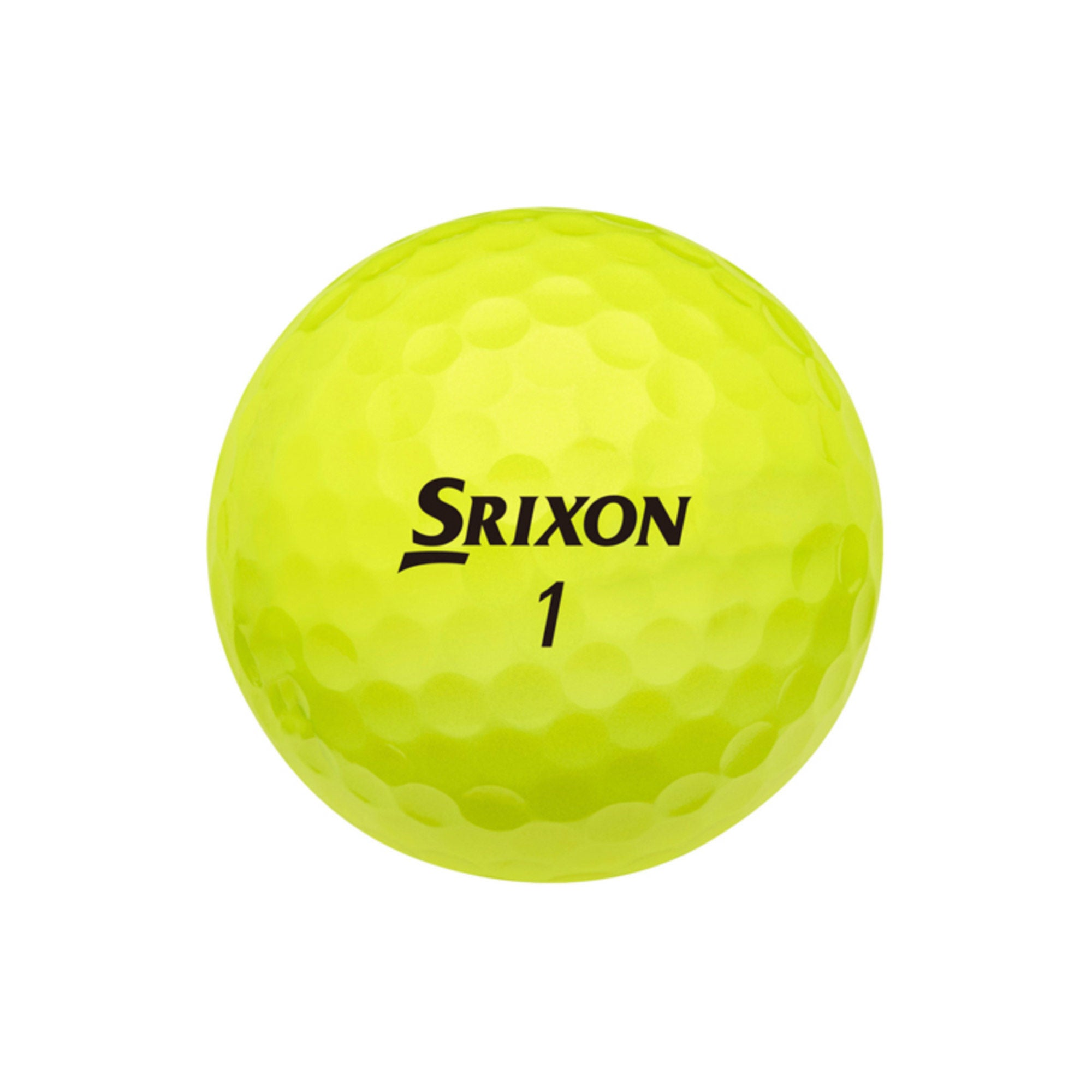 Srixon Soft 2 piece Yellow Dozen