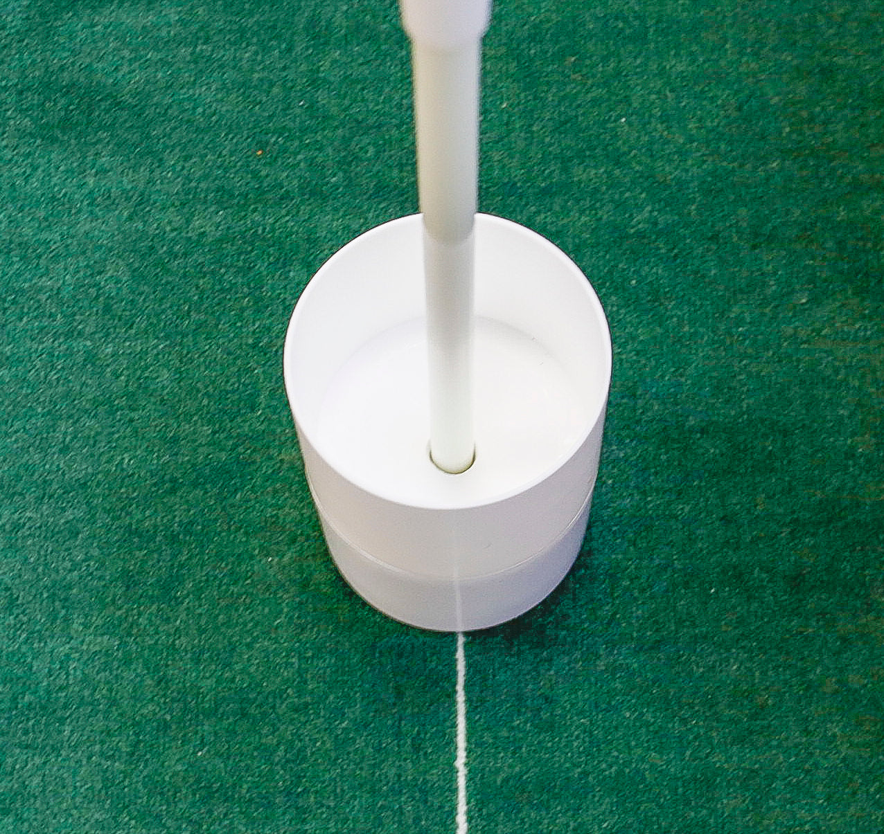 Flag Stick With Putting Cup