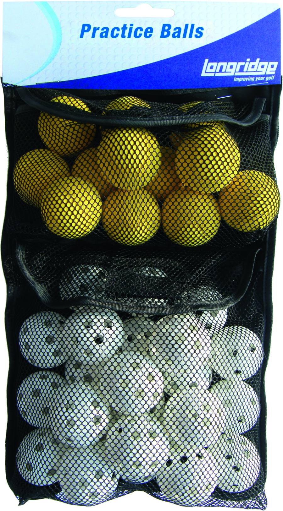 golf practice balls airflow foam