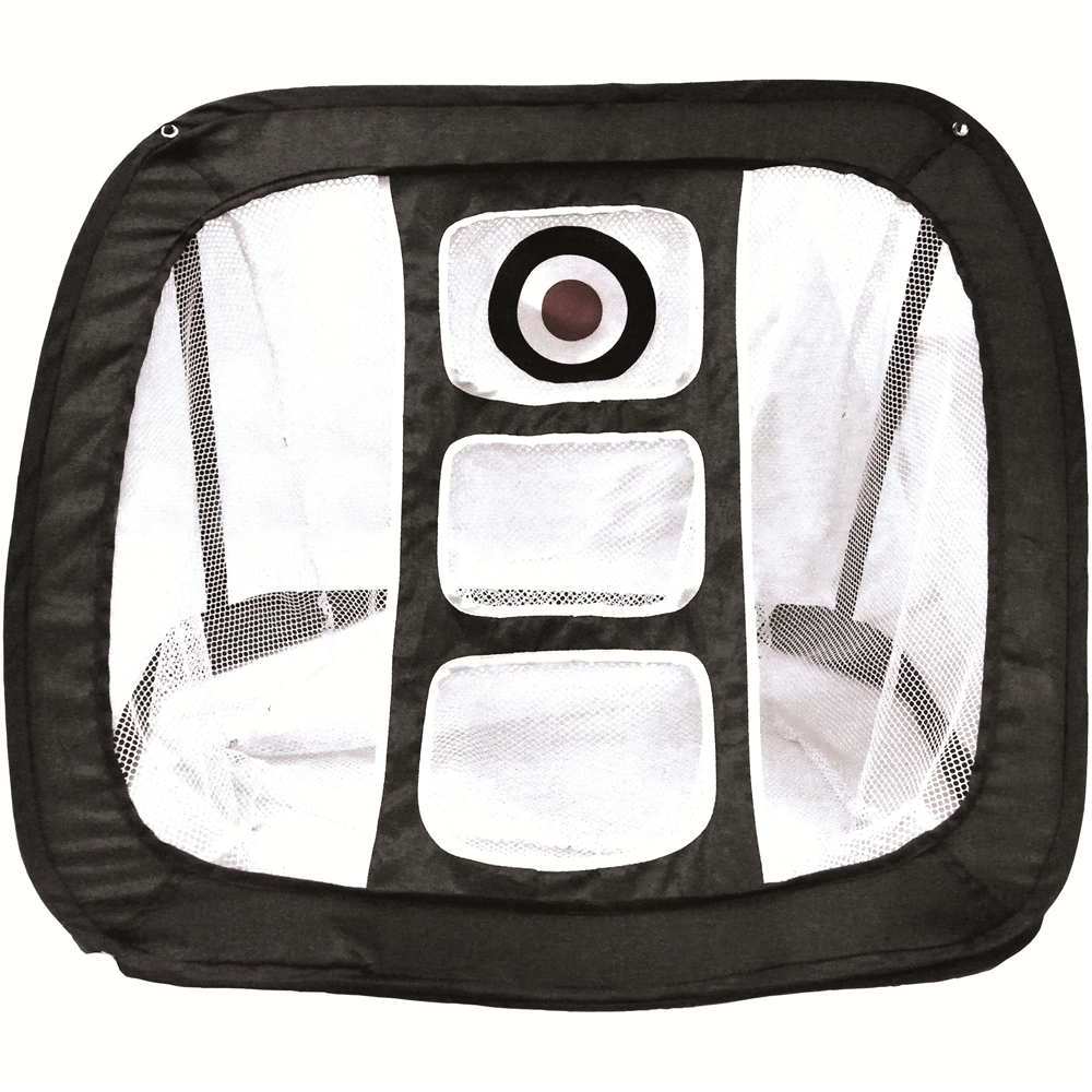 square golf chipping net