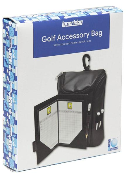 Longridge Accessory Bag With Scorecard