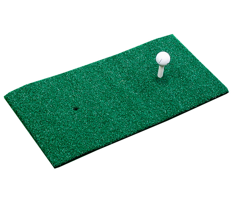Chip drive practice mat golf