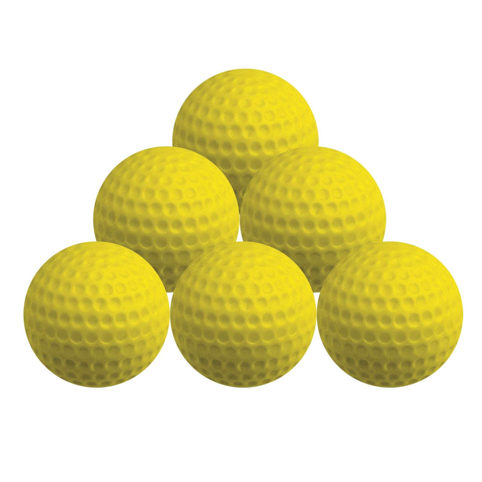 low flight golf practice balls