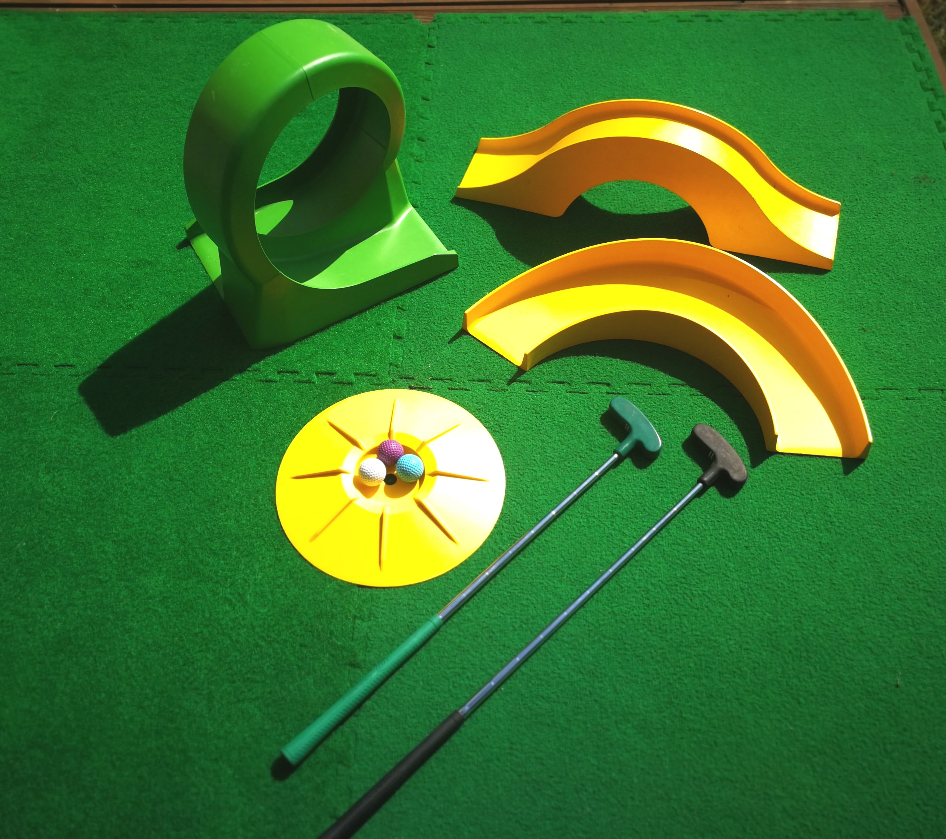 My MiniGolf Set - Small