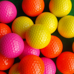 Floater Golf Balls (Pack of 50) - Event Stuff Ltd Owns Putterfingers.com!