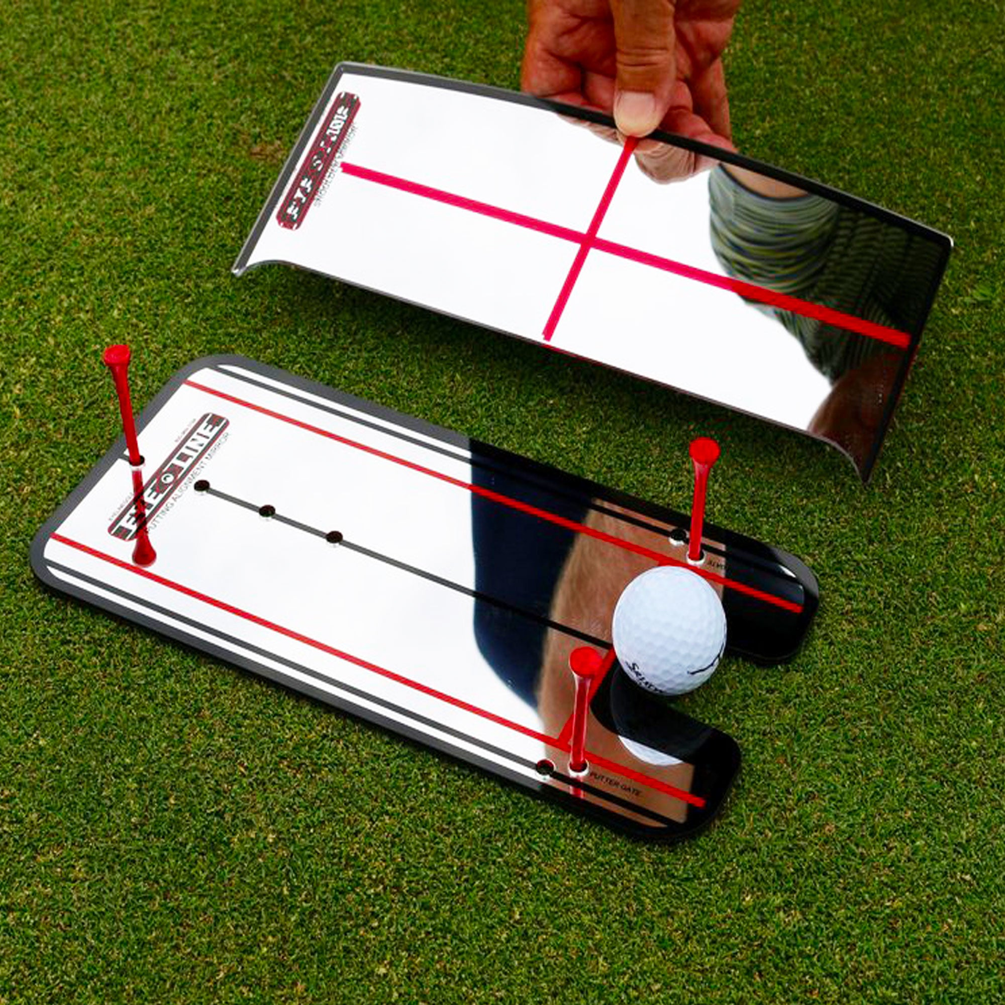 Eyeline Golf - Shoulder Mirror - Putterfingers.com