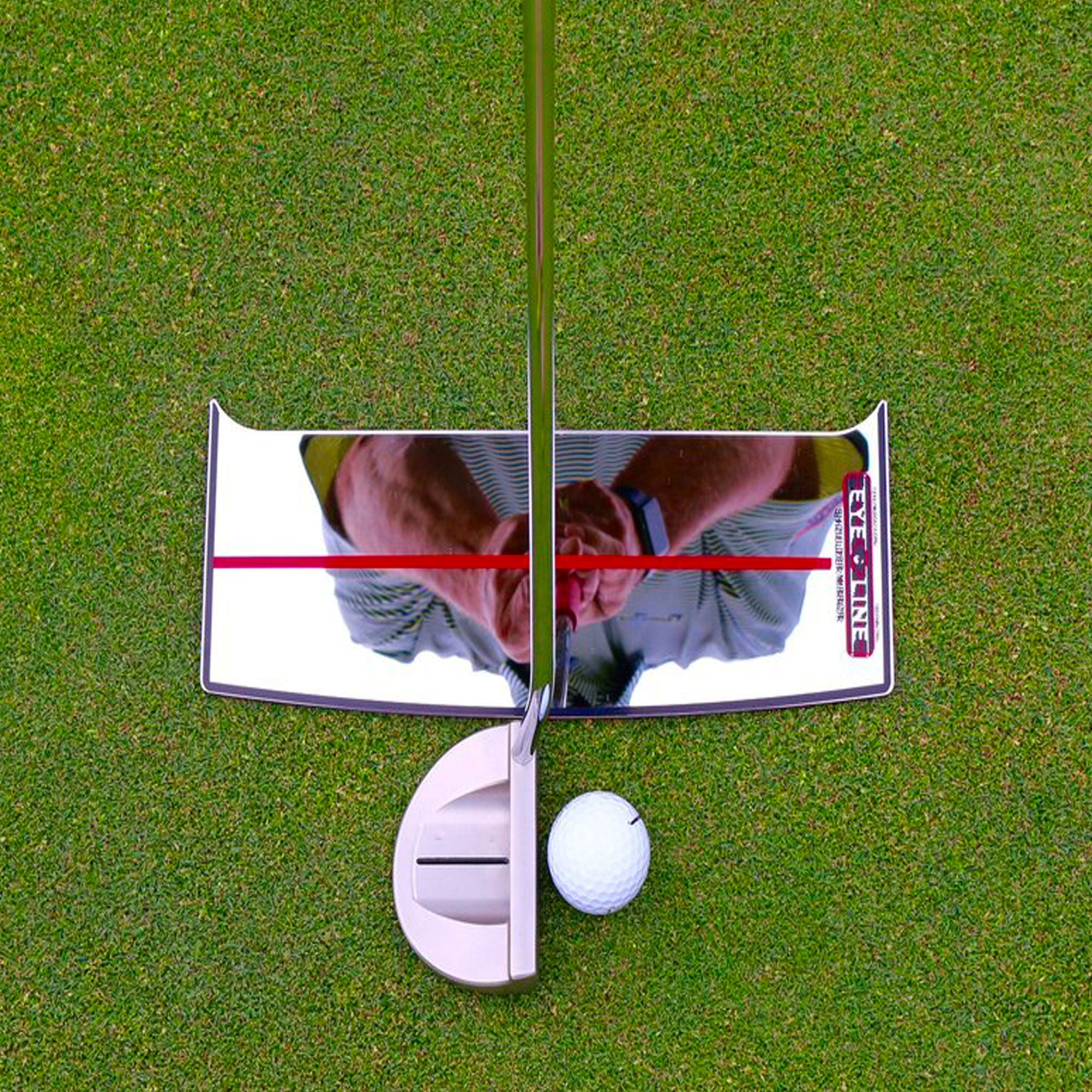 Eyeline Golf - Shoulder Mirror - Event Stuff Ltd Owns Putterfingers.com!