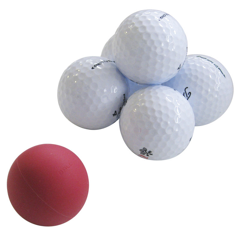 EyeLine Golf - Balls of Steel 3 pack - Putterfingers.com