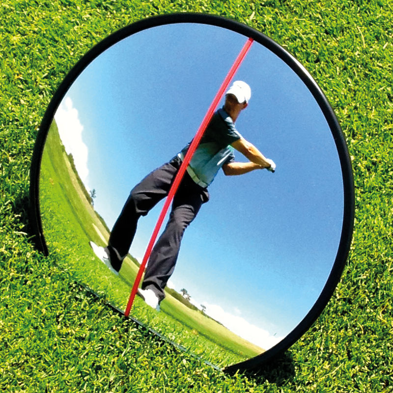 EyeLine Golf - 360 Degree Mirror - Event Stuff Ltd Owns Putterfingers.com!